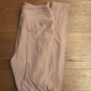 Lularoe Os Mauve Leggings
